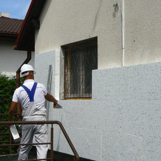 Termomodernizacja - co trzeba wiedzieć. Dobrze ocieplony dom to oszczędność energii i niższe koszty utrzymania. 3