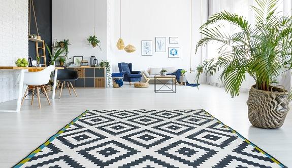 Dywan – przytulna dekoracja podłogi. Wybór dywanu na lata 6