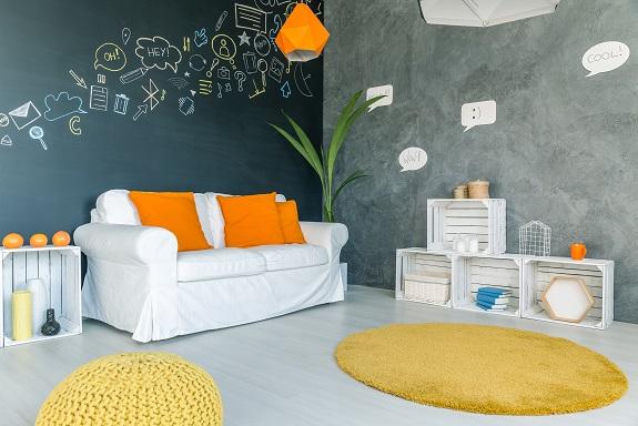 Dywan – przytulna dekoracja podłogi. Wybór dywanu na lata 4