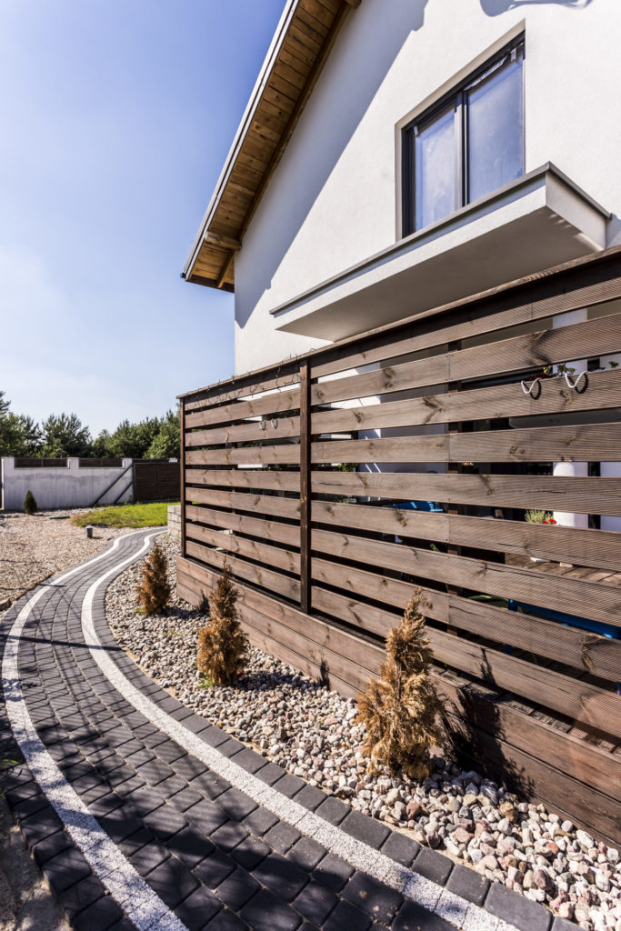Ogrodzenie domu - jakie materiały wybrać? 2