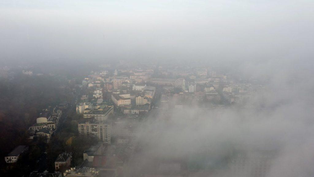 Benzoapiren - składnik smogu. Polska najbardziej zatruta tym rakotwórczym związkiem krajem w Europie 2