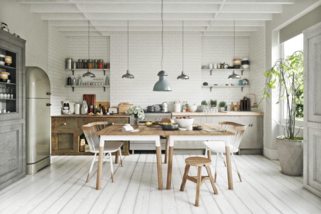 Kuchnia nowoczesna czy klasyczna? Jakie meble kuchenne wybrać? 3