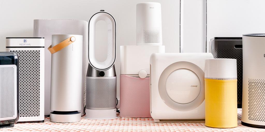 Oczyszczacz powietrza do domu 1