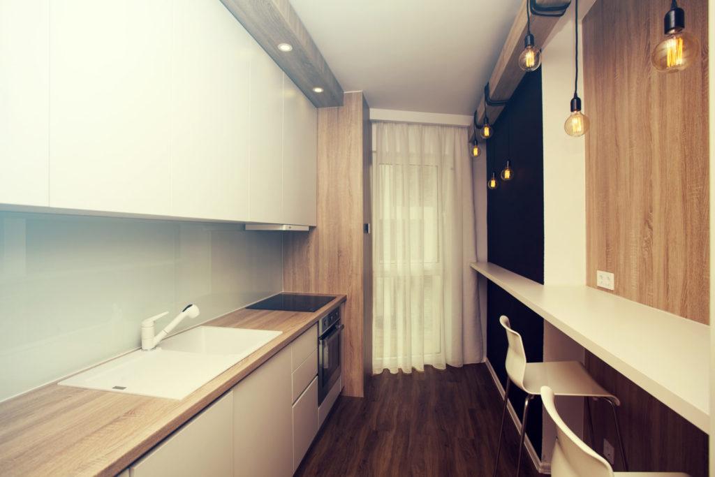 Małe mieszkanie. Jak dobrze zaaranżować M-1 2