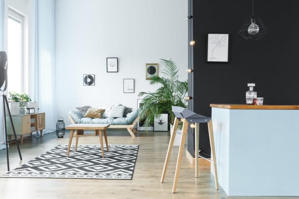Małe mieszkanie. Jak dobrze zaaranżować M-1 4