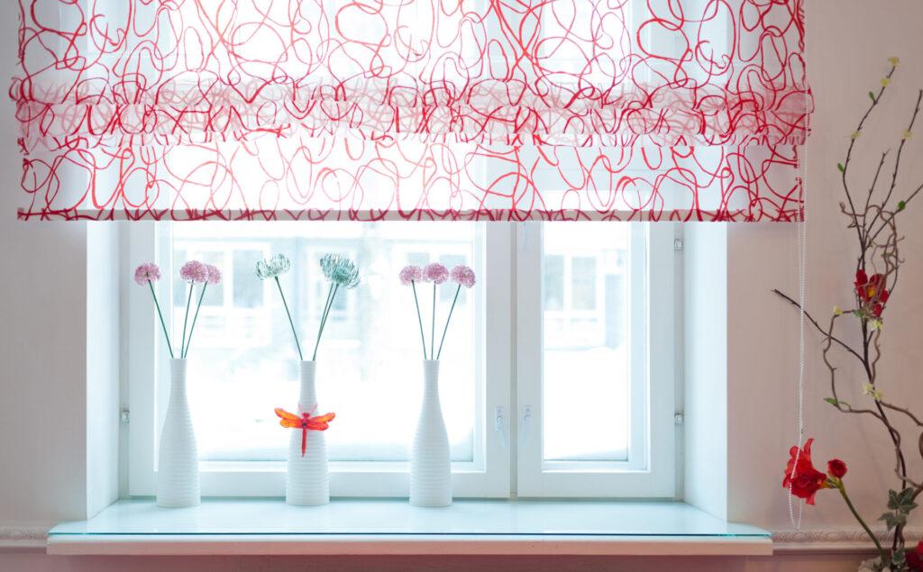 Łatwa i praktyczna dekoracja okien 4