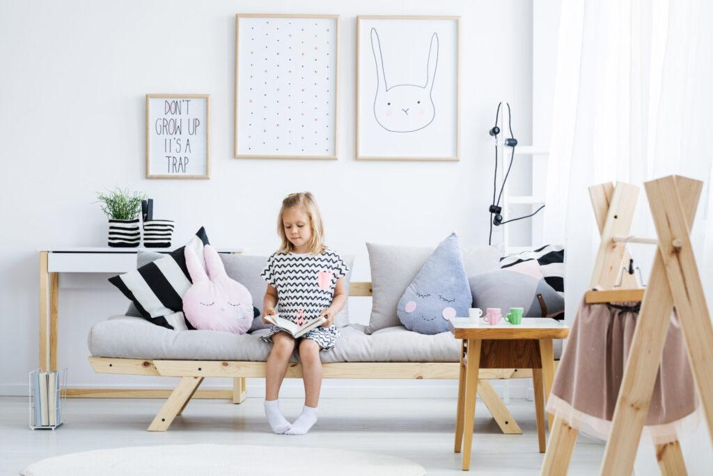 Pokój dla dziecka - pomysły na kreatywne urządzenie pomieszczenia dla najmłodszych 1