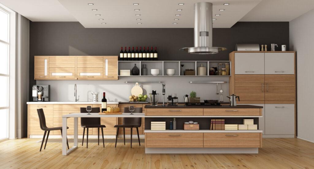 Salon z aneksem kuchennym - zalety i wady 2