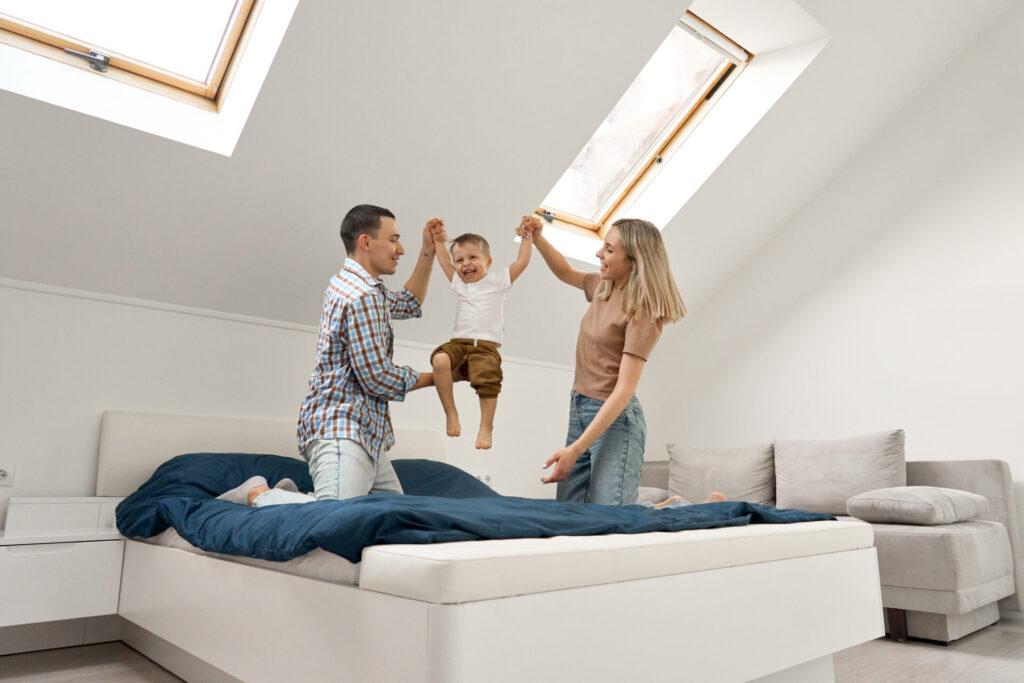 Zdrowa sypialnia – gwarancja dobrego wypoczynku. 1